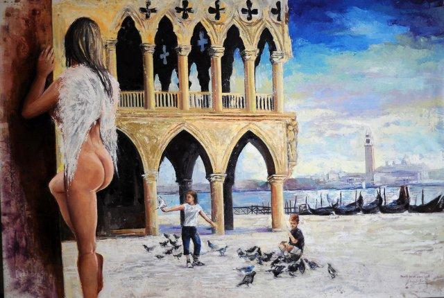 02 Ángel en Venecia
