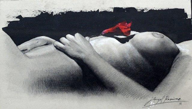 03 La Flor Roja