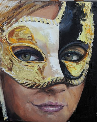 04 La Máscara