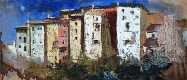 06 Casa de Alonso VIII. Cuenca.