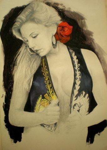 09 Mujer Española
