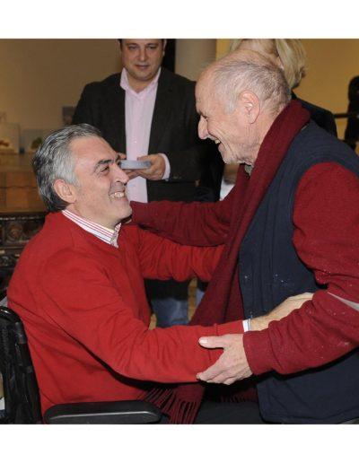 Antonio López y José Ángel