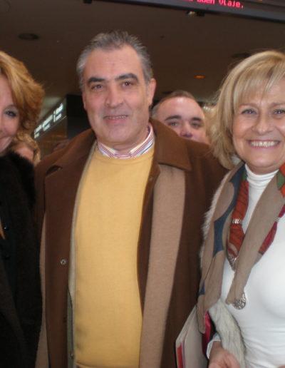 José-Ángel-Espperanza-Aguirre-y-Carmen-Bayod