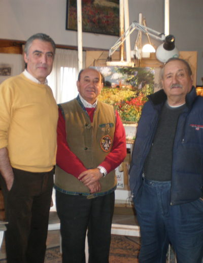 José-Ángel-Higinio-Olivarespresidente-de-Global-Caja-Fillip-Monteagudopintor