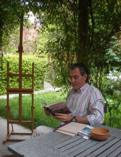 José-Ángel-en-la-casa-de-Venezia