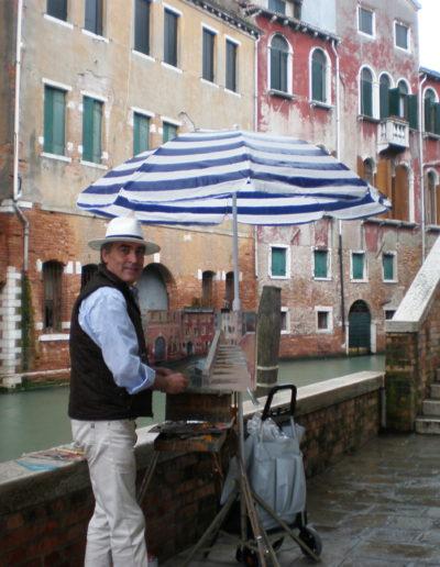 José-Ángel-por-los-canales-de-Venezia