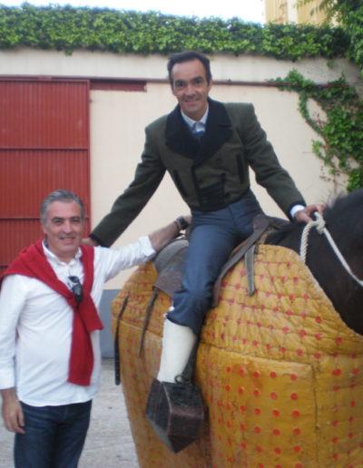 José-Ángel-y-El-Cid-torero