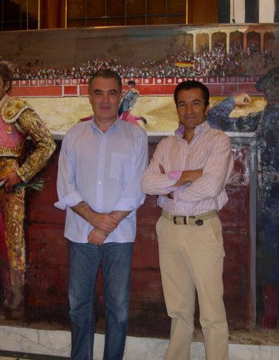 José-Ángel-y-El-Fundi-torero