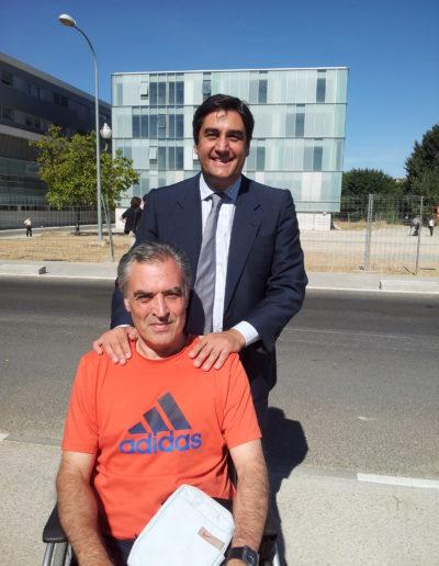 José-Ángel-y-José-Ignacio-Echániz-consejero-de-Sanidad-y-asuntos-sociales