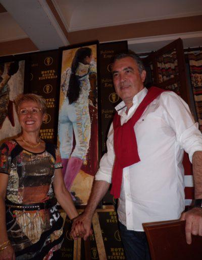 José-Ángel-y-Maribel-Atienzar-torera
