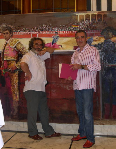 José-Ángel-y-Massimiliani-Tonelli-Artista