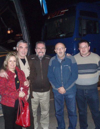 José-ÁngelMª-José-Antonio-Agudo-Luis-Lozano-Garay-Paco-Mora-pintores