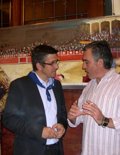 José-ángel-y-Patxi-López-político