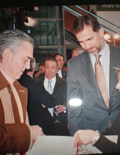 José-ängel-y-Rey-Felipe-VI