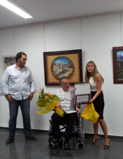 La-alcaldesa-de-Casas-de-LázaroABHomenaje-a-José-Ángel-